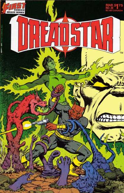 Dreadstar 29 - Jim Starlin