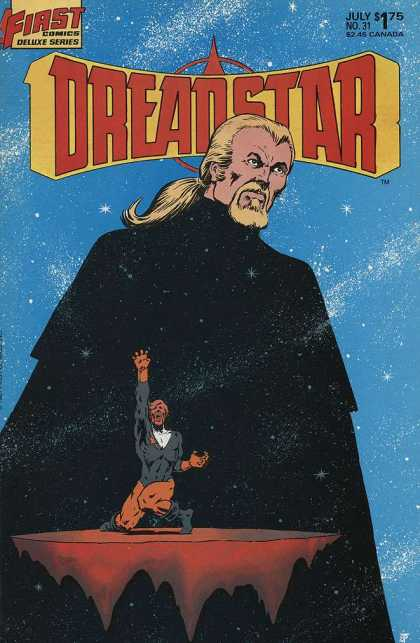 Dreadstar 31 - Jim Starlin