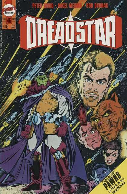 Dreadstar 46 - Angel Medina