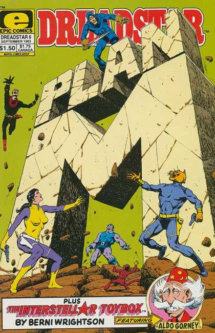 Dreadstar 6 - Jim Starlin