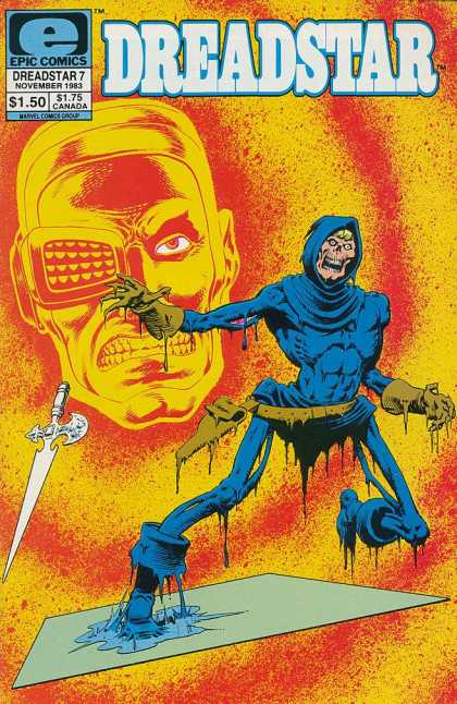 Dreadstar 7 - Jim Starlin