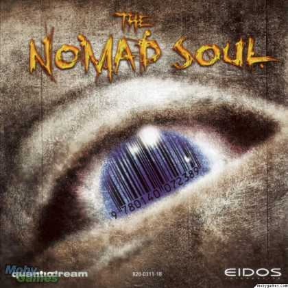 Dreamcast Games - Omikron: The Nomad Soul