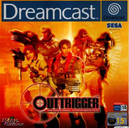 Dreamcast Games - Outtrigger