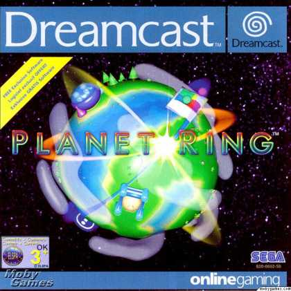 Dreamcast Games - Planet Ring