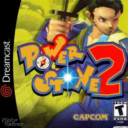 Dreamcast Games - Power Stone 2