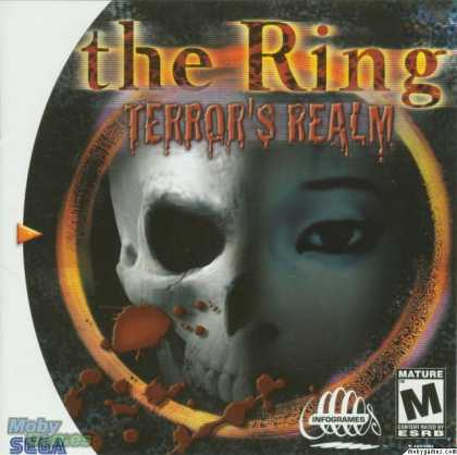 Dreamcast Games - The Ring: Terror's Realm