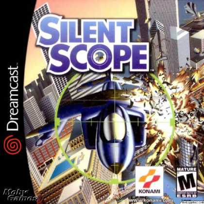 Dreamcast Games - Silent Scope