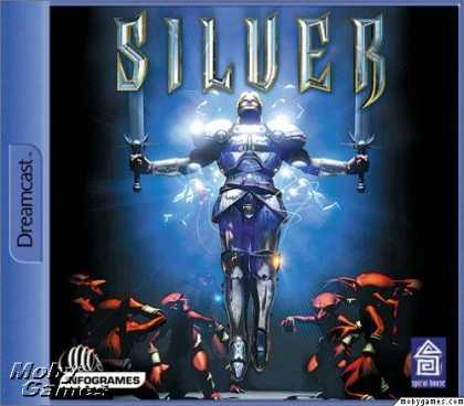 Dreamcast Games - Silver