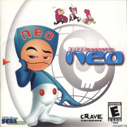 Dreamcast Games - Super Magnetic Neo