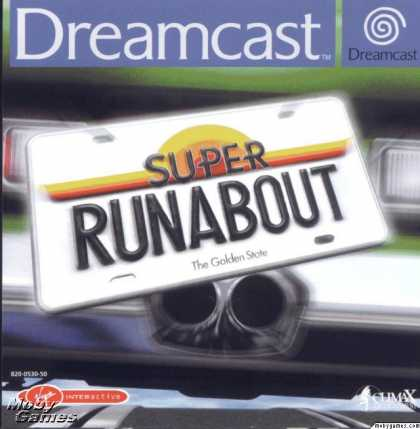 Dreamcast Games - Super Runabout: San Francisco Edition