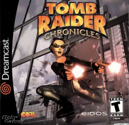 Dreamcast Games - Tomb Raider: Chronicles