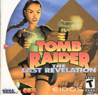 Dreamcast Games - Tomb Raider: The Last Revelation
