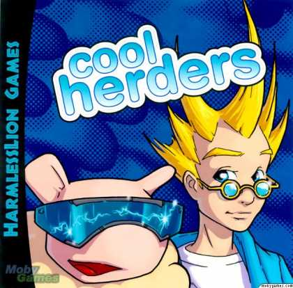 Dreamcast Games - Cool Herders