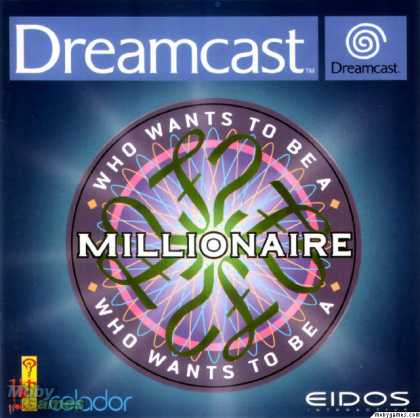 Dreamcast Games - Who Wants to Be a Millionaire (European Edition)