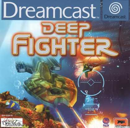 Dreamcast Games - Deep Fighter