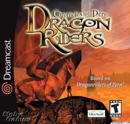 Dreamcast Games - Dragon Riders: Chronicles of Pern
