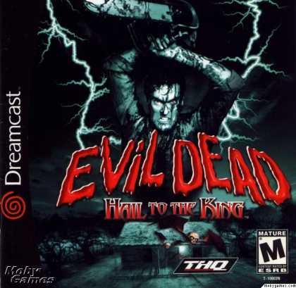 Dreamcast Games - Evil Dead: Hail to the King