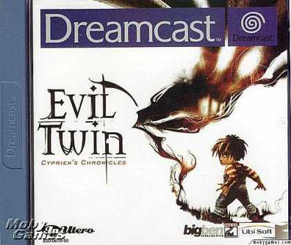 Dreamcast Games - Evil Twin: Cyprien's Chronicles