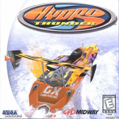 Dreamcast Games - Hydro Thunder
