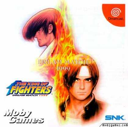 Dreamcast Games - The King of Fighters: Dream Match 1999