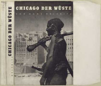 Dust Jackets - Chicago der Wüste.