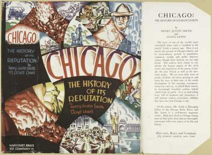 Dust Jackets - Chicago, the history of i