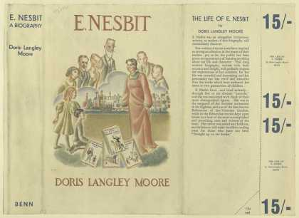 Dust Jackets - E. Nesbit: a biography.