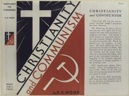 Dust Jackets - Christianity and communis