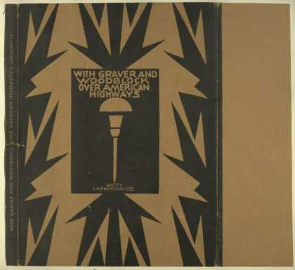 Dust Jackets - With graver and woodblock