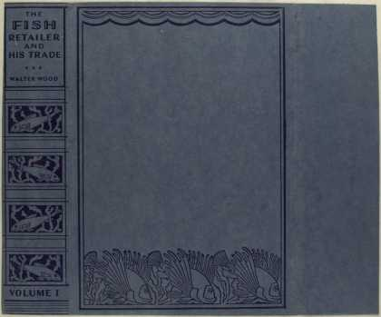 Dust Jackets - The fish-retailer and his