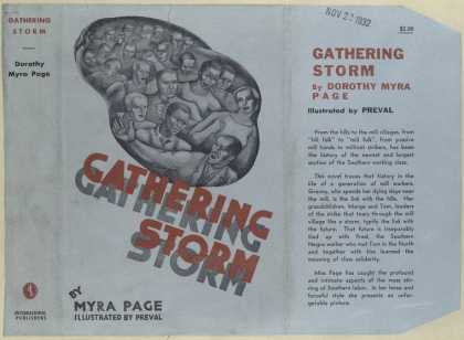 Dust Jackets - Gathering storm.