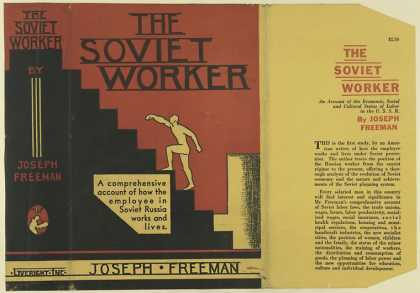 Dust Jackets - The soviet worker an acc