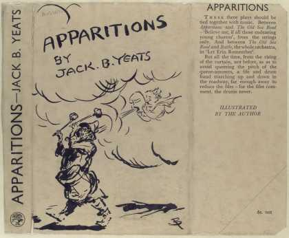 Dust Jackets - Apparitions.