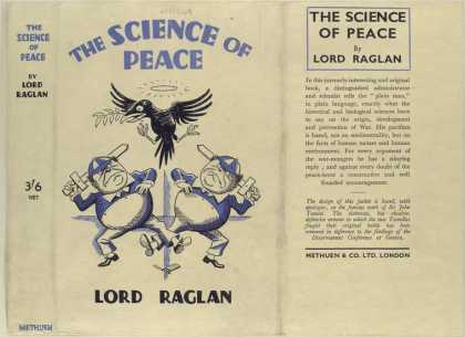Dust Jackets - The science of peace.