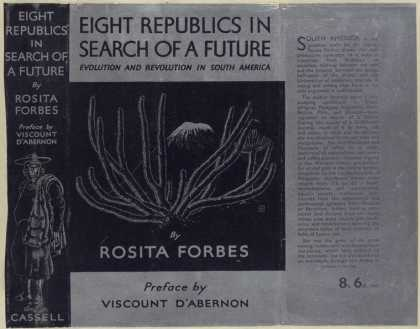 Dust Jackets - Eight republics in search
