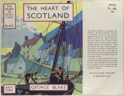 Dust Jackets - The heart of Scotland.