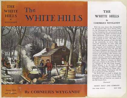 Dust Jackets - The White Hills.