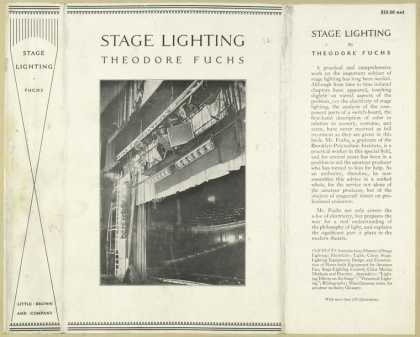 Dust Jackets - Stage lighting.