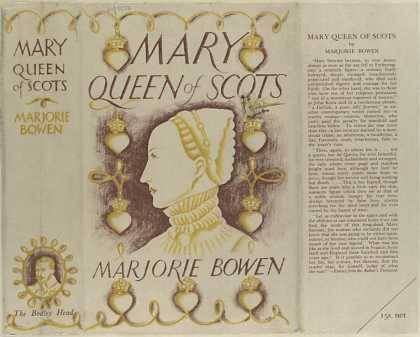 Dust Jackets - Mary, queen of Scots, dau