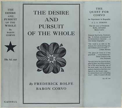 Dust Jackets - The desire and pursuit of
