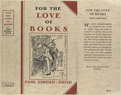 Dust Jackets - For the love of books.