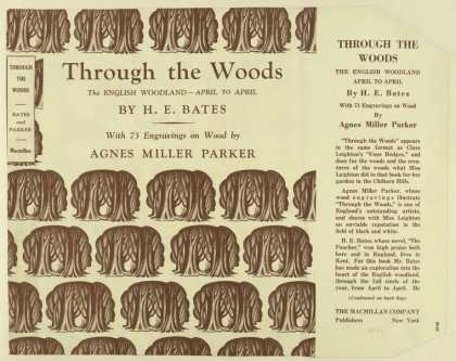 Dust Jackets - Through the woods : the E