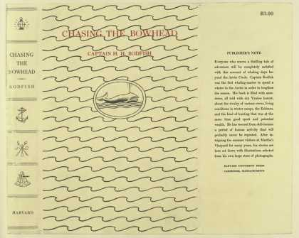 Dust Jackets - Chasing the bowhead, as t