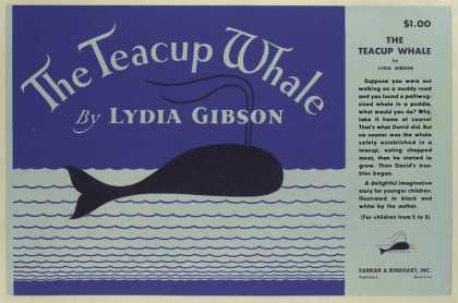 Dust Jackets - The teacup whale / by Lyd