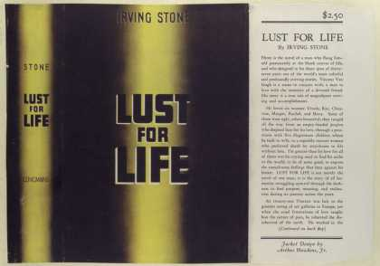 Dust Jackets - Lust for life / by Irving