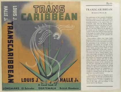 Dust Jackets - Transcaribbean a travel