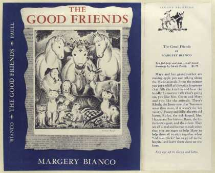 Dust Jackets - The good friends / by Mar