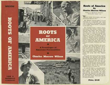 Dust Jackets - Roots of America : a trav