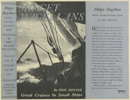 Dust Jackets - Midget Magellans : great