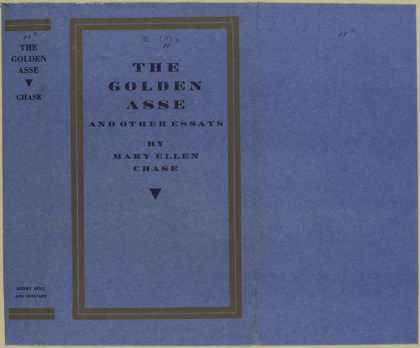 Dust Jackets - The golden asse and other